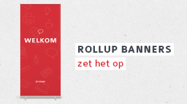 Rollup banner